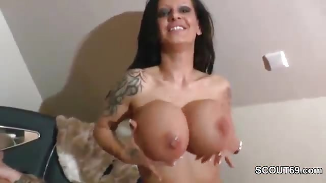 Busty German Girls In A Homemade Orgy