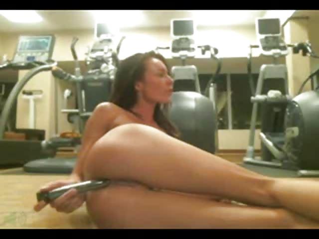 porno im fitnessstudio