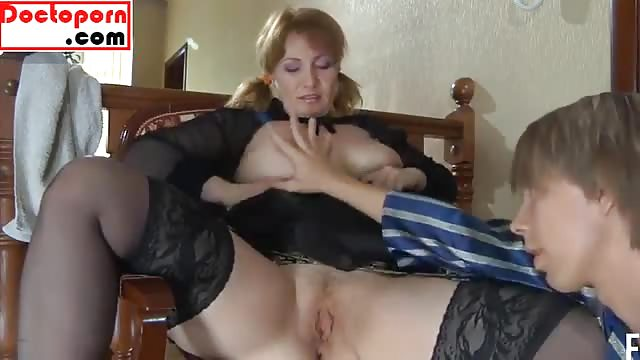 Small milf gets fucked
