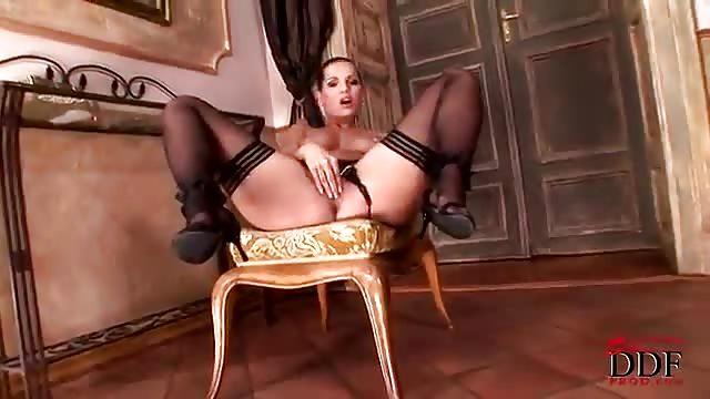 collier de perle porn