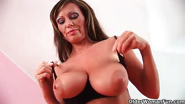 dojrzała bielizna porno kanał