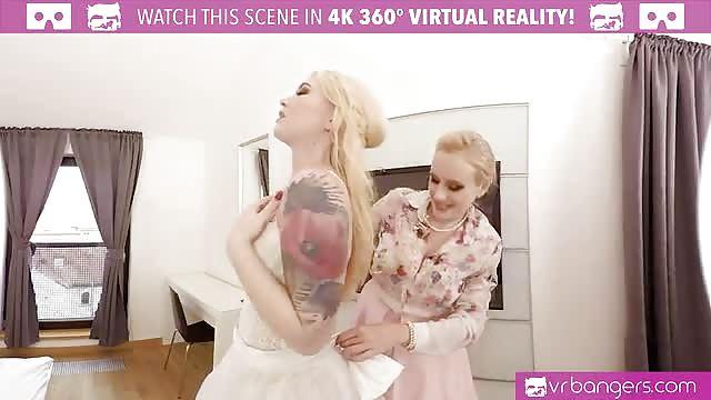 Boob mauling female catfight videos
