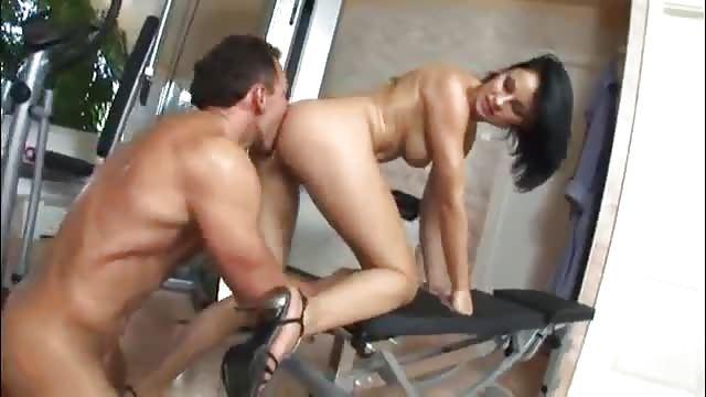 Porno Fitnesstudio