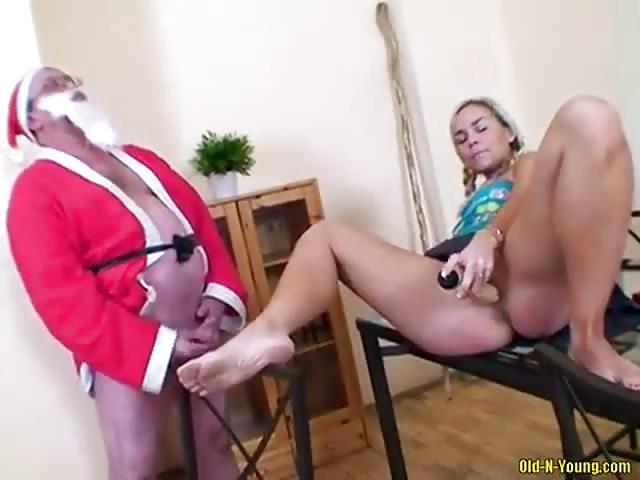 Santa porno