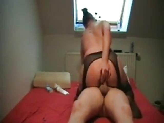 Big ass mature fucking