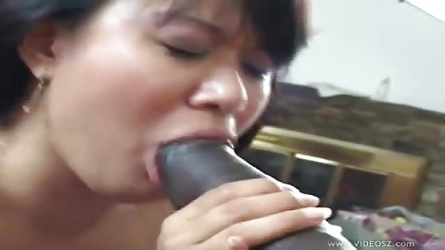 Simply magnificent big black dick in asian pussy apologise