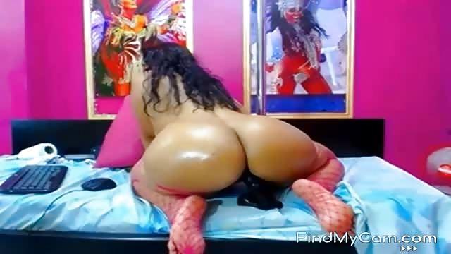 Big Round Ass Latina Amateur