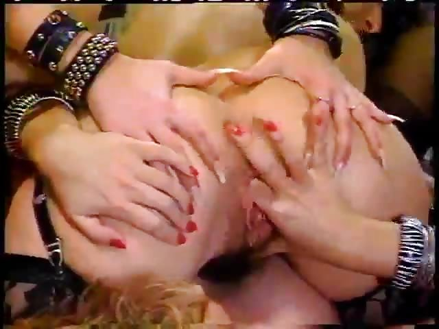 Klasyczne orgie porno