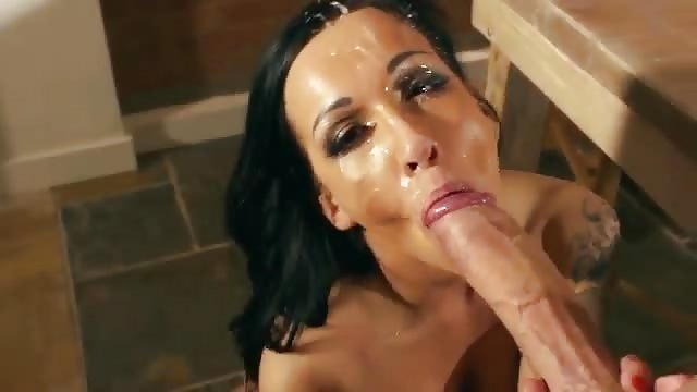 free cum on pussy video