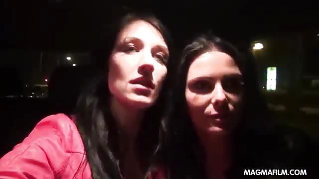 Threesome oral sex videos
