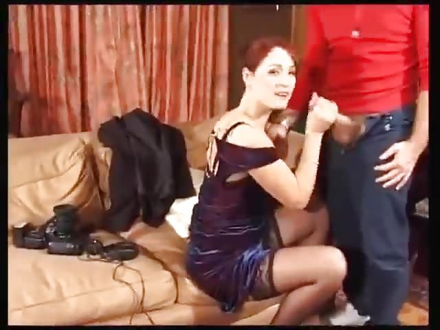 Redhead milf fuck and the
