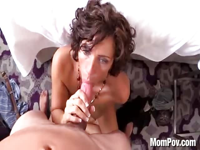 Grateful for Sexy young momblow job what that