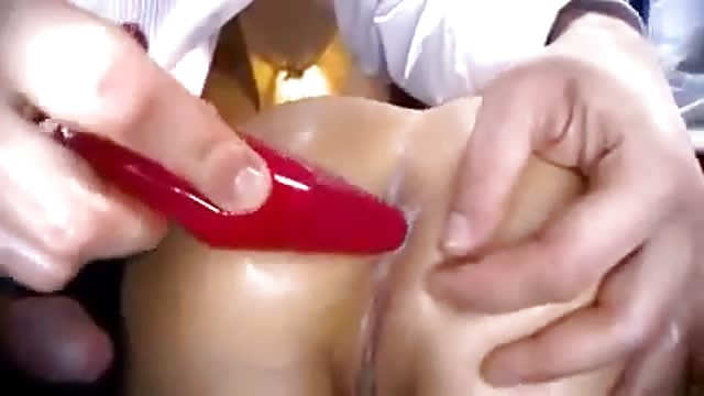 Black girl fucked in all wholes