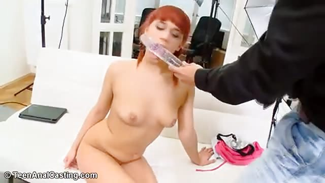 Russian anal casting
