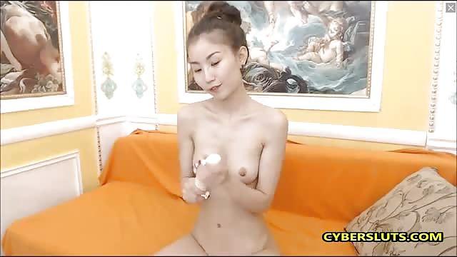 Amateur Asian Teen College